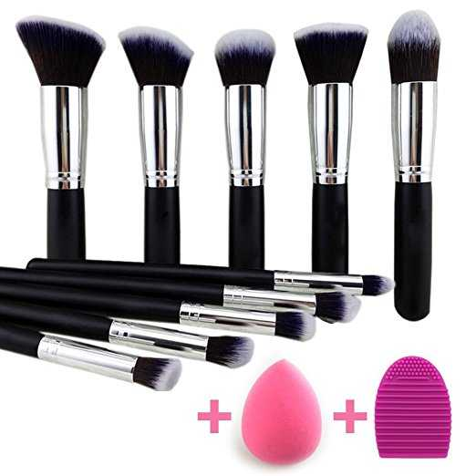 B01F36JBDM - Makeup Brush Set