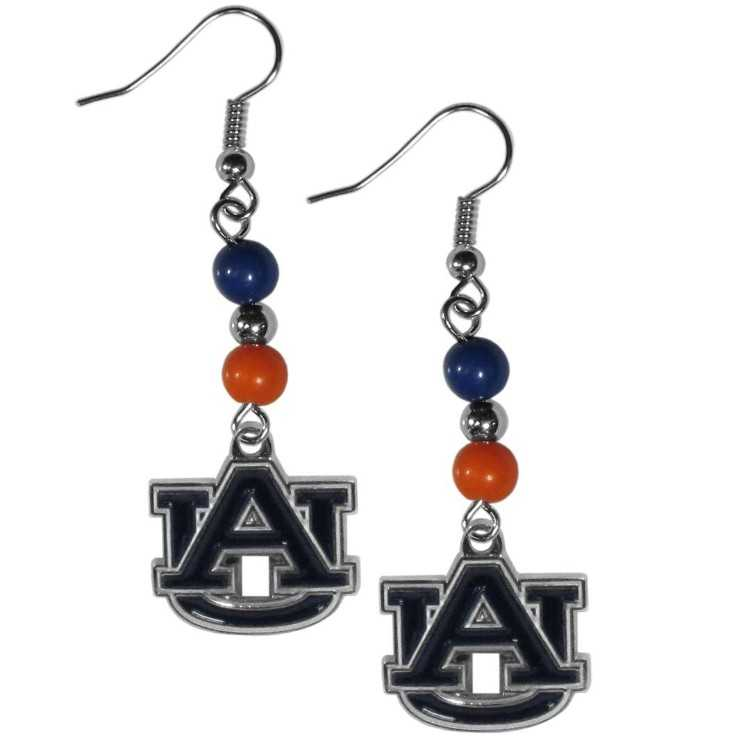 B00PDP2IQ6 - NCAA Fan Bead Dangle Earrings