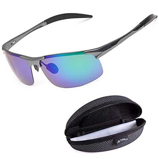 B06XRT2GDK - Men's Polarized Sunglasses