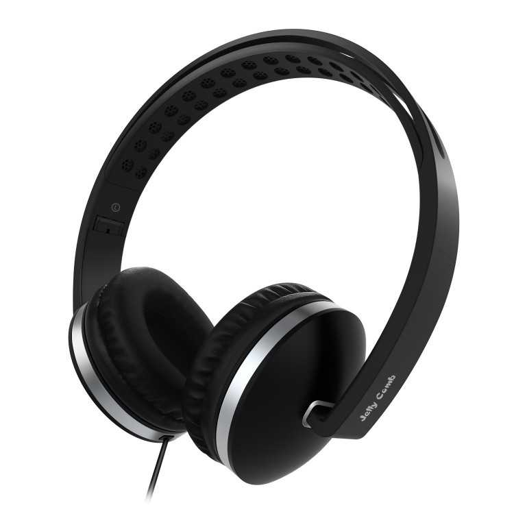 B073QG623T - On Ear Headphones with Mic