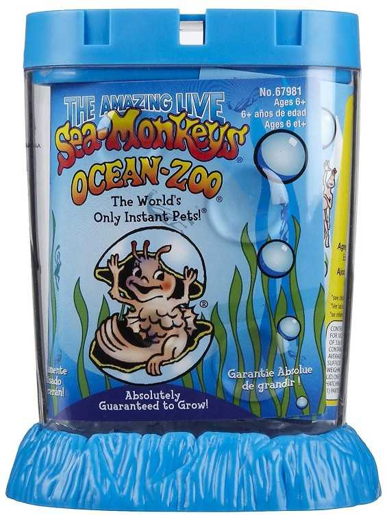 B001CBZXEE - Schylling Sea Monkeys Ocean Zoo