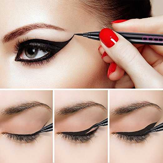 611559936872 - Liquid Eyeliner Eye Liner Gel Black