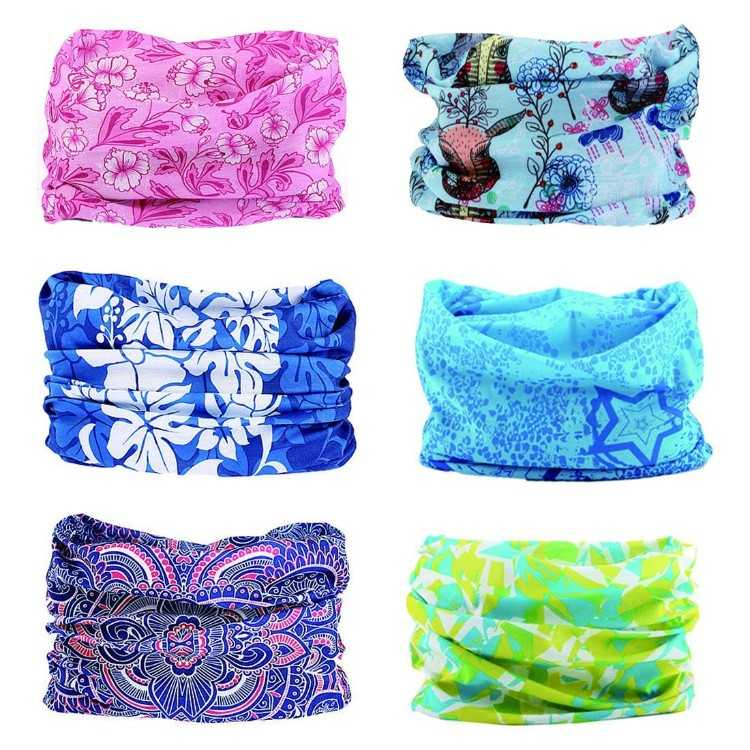 B06XFQ9477 - 6PCS Outdoor Magic Headband