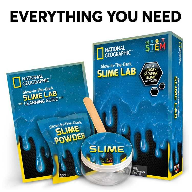 B0735X33CL - NATIONAL GEOGRAPHIC Slime