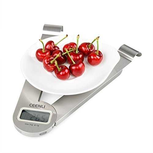 B01MSIUYLO - Digital Kitchen Food Scale