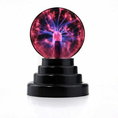 B008PO5QKW - Plasma Ball Lightning Sphere