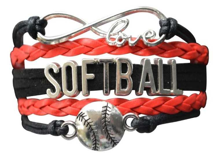 B01FG761YA -  Softball Bracelet