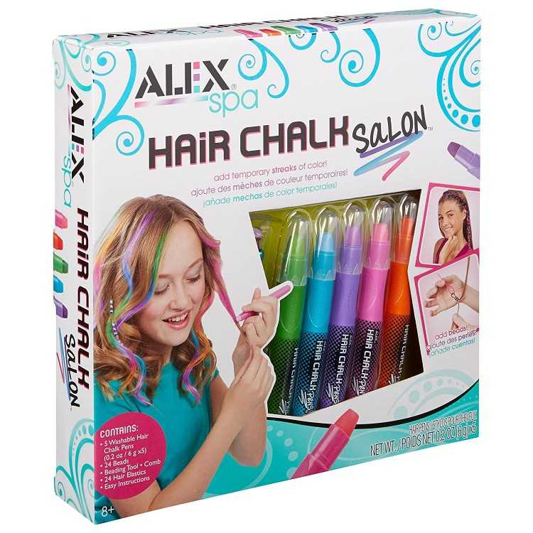 B00E24BM2U - ALEX Spa Hair Chalk Salon