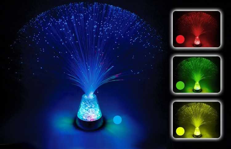 B00H4F8UX8 - Fiber Optic Lamp